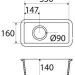 Basic BC C823 35×16 E
