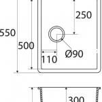 Basic U801 50×40 E