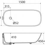 3-Way B210 40×40 E