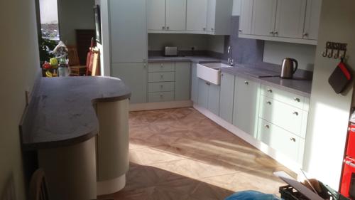 Claude House | Kitchen