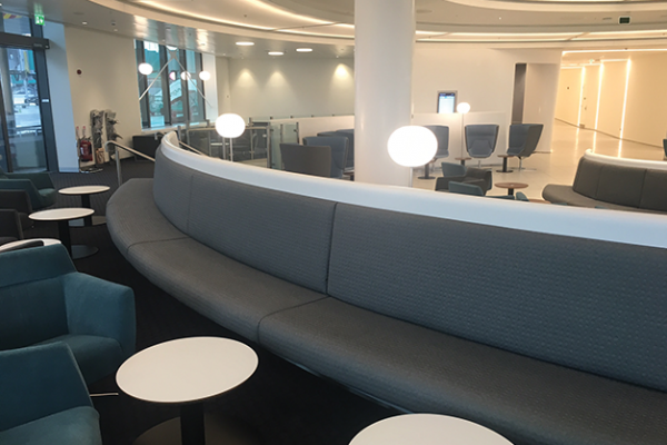 51st&Green – The US Preclearance Lounge